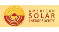 American Solar Energy Society logo primary