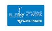 Pacific Power Blue Sky logo primary