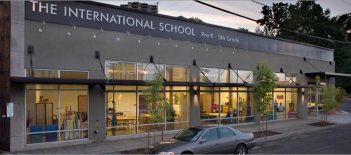 The International School feature image
