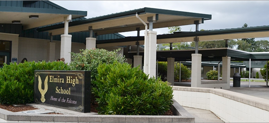 Elmira High School feature image