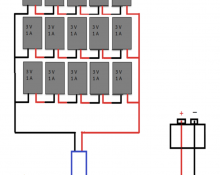 Solar Charger Diagram