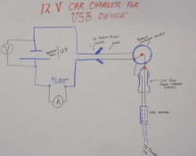 Car Charger Schematic